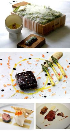 DONE - Eat in a very posh over priced restaurant  2010 The Fat Duck, Heston  2012 Dimmer, Heston