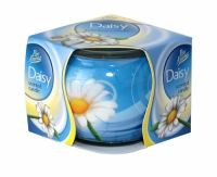 PAN AROMA SCENTED CANDLE DAISY Scented Candles, Chemistry, Health And Beauty, Daisy, Household, Fragrance, Margarita Flower, Daisies, Perfume