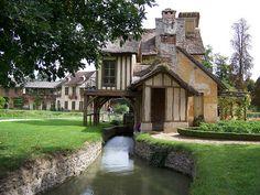 La Petite Hameau...Versailles. The most magical place (pics just don't do it justice)!
