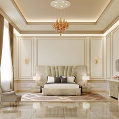 Home Decor Advice 36 Fabulous Luxury Bedroom Design Ideas With Classy Looks - A number of interior designers have had successes from previous designs that capture the plain white room into something that can distract an owner de.