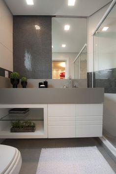 Apartamento Florianópolis / Arquiteto: Viviane Loyola Bancada linda