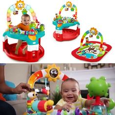 Bright Starts Activity Gym & Saucer Just $49.88! Down From $85! PLUS FREE Shipping!