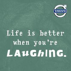 Yesssssss. Volvo Life