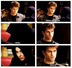 Omg when I saw his face, I was like; YES!!  HE LIVES!!  yay Spoby