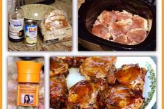 Slow Cooker Brown Sugar Chicken – Recipes To Know Crock Pot Slow Cooker, Crock Pot Cooking, Slow Cooker Recipes, Crockpot Recipes, Cooking Recipes, Delicious Recipes, Easy Recipes, Crockpot Dishes, Simply Recipes