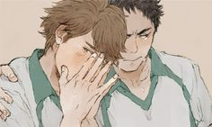 the best/worst part about haikyuu is that you like every team.