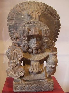 The Plumed Conch: Zapotec Urns - Monte Alban, Oaxaca Ancient Aliens, Ancient History, Art History, Ancient Mysteries, Ancient Artifacts, Hispanic Art, Aztec Culture, Maya Civilization, Aztec Art