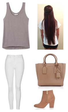 """""""Untitled #528"""" by lorenaisrandom on Polyvore featuring Topshop, River Island, Rebecca Minkoff and Michael Kors"""