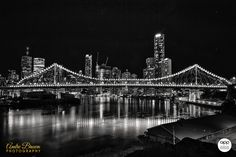 HDR image converted from colour to Black & White www.andrebrown.photography