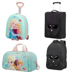 8853063d01f Win a Star Wars or Frozen Luggage Set with Samsonite