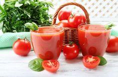 Βυθίστε τα νύχια σας σε χυμό ντομάτας - Θα σας λύσει ένα σημαντικό πρόβλημα - Ομορφιά & Υγεία - Athens magazine Panna Cotta, Vegetables, Ethnic Recipes, Health, Desserts, Food, Dulce De Leche, Salud, Meal