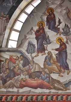 Byzantine Icons, Fresco, Ministry, Saints, Ornament, Scene, Painting, Sculptures, Fresh