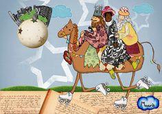 Muaris: Aurora, la camella patinadora