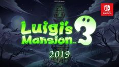 Yesterday at Nintendo announced some exciting new details on the third installment of the Luigi Mansion series. As someone who immensely enjoyed the first game in the series and the second one not so much, I was eager to see if they would fix. Luigi Mansion, Luigi's Mansion 3, Nintendo Switch, Ghostbusters Theme, King Boo, Pc Android, Dark Moon, Mario And Luigi, Halloween 2019
