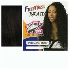 Freetress Barbadian Braid  - Color TP4/30 - Synthetic Braiding