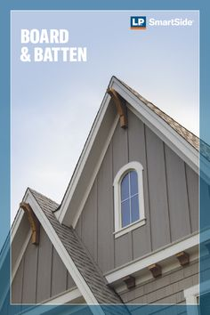 When it comes to siding, the right color can make all the difference. Find ideas for your exterior siding and trim with our color inspiration gallery! Cottage Exterior, House Paint Exterior, Exterior House Colors, Exterior Design, Vertical Vinyl Siding, Exterior Siding Options, House Siding Options, Vinyl Siding Colors, Board And Batten Exterior