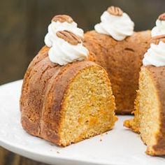 Sweet Potato Pound Cake by fortmillscliving