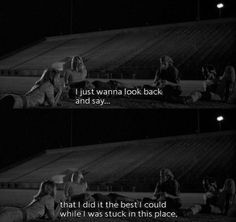 from 'Dazed & Confused this is a great motto for life Just do your best while we are stuck in this place! Dazed And Confused Quotes, What Is Digital, Senior Quotes, Movie Lines, Feeling Alone, Film Quotes, Good Movies, Funny Movies, Decir No