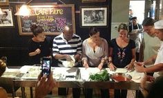 Cafe Fiore – Chef Class Woodland Hills