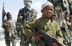 Más de 650 niños soldados sursudaneses reclutados para la guerra.- El Muni.