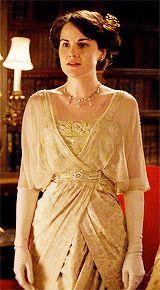 Lady Mary from Downton Abbey Downton Abbey Costumes, Downton Abbey Fashion, Edwardian Fashion, Vintage Fashion, Lady Mary Crawley, Belle Epoch, Costume Design, Dress To Impress, Elegant