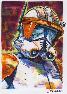 Commander Cody - Star Wars