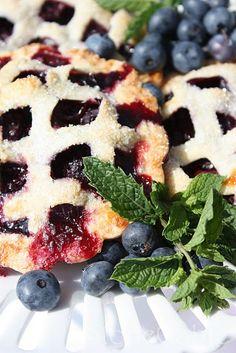 Elegant and Easy Individual Fruit Pies