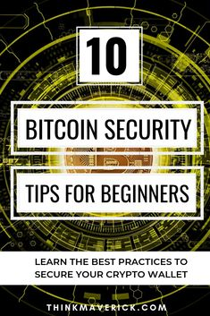 10 Bitcoin Security Tips For Beginners – ThinkMaverick. While Bitcoin giving back people the power to control their money, it's also your responsibility to protect … Earn Money From Home, Make Money Online, How To Make Money, Cryptocurrency Trading, Bitcoin Cryptocurrency, Responsibility To Protect, Tatiana Maslany, Bitcoin Business, Crypto Bitcoin