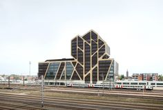 Gallery of Hasselt Court of Justice / J. Mayer H. Architects + a2o architecten + Lens°Ass architecten - 1