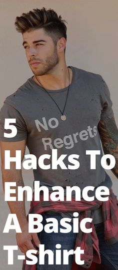 Very best mens fashion trends<== Mens Fashion Blog, Best Mens Fashion, Fashion Mode, Fashion Tips, Fashion Trends, T Shirt Hacks, Men Style Tips, Men's Grooming, How To Look Better