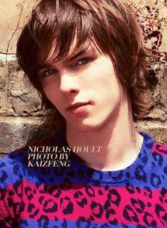 ニコラス・ホルト Nicholas Houltの画像 プリ画像