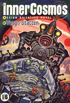 Cover Art by Ron Turner