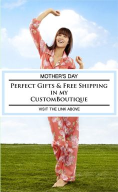 Mother's Day Gifts! www.customboutiques.com Bed Head, Day, Pajamas, Gifts, Pjs, Pajama, Favors, Presents, Gift