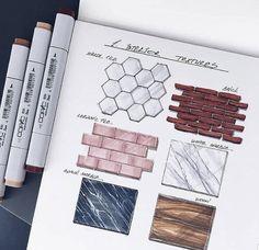 Interior Architecture Drawing, Interior Design Renderings, Architecture Concept Drawings, Drawing Interior, Architecture Sketchbook, Interior Sketch, Interior Design Sketchbooks, Famous Architecture, Classical Architecture