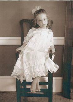 Tea Dress by marycherryheirlooms on Etsy, $240.00