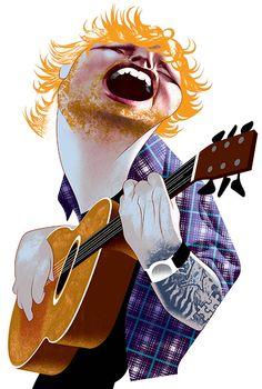 Andre Carrilho ~ Ed Sheeran