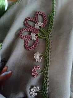 125 Grain Crochet Embroidered Writing Edges All in One Schöne weiße Knospe Big Flower Crochet Lace Crochet Edging Patterns, Border Pattern, Crochet Borders, Crochet Designs, Crochet Flowers, Crochet Lace, Hairstyle Trends, Maquillaje Halloween, Yarn Shop