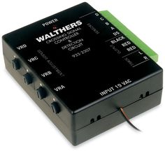 Walthers SceneMaster HO Scale Grade Crossing Signal Electronic Controller #WalthersSceneMaster