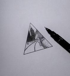 🎨🌃  drawing