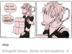 Boku no hero academia funny