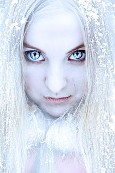 Ice princess by on DeviantArt Snow Queen, Ice Queen, Ice Princess, Disney Princess, Ice Girls, Princess Pictures, Crazy Eyes, Ice Sculptures, Snow And Ice