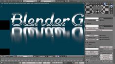 How to Create a Shiny Logo Animation using Blender