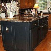 kitchen cabinet painting :: Hometalk