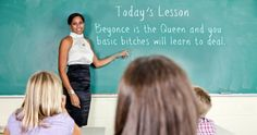 38 Times Beyoncé Proved She's An Absolute Goddess Among Women