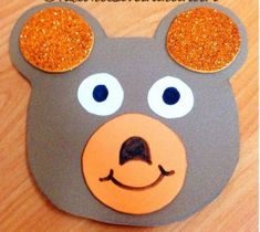 free bear craft idea for kids (8)
