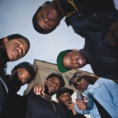 A$AP Rocky, ASAP Mob Re Creates Classic Album Covers for VICE