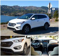 2014 Hyundai Santa Fe Limited http://www.driveclassichyundai.com/