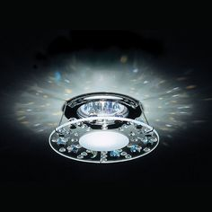 Recessed Chandelier Decorative Recessed Light Trims With Crystals Recessed Chandeliers