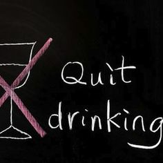 The Benefits of Quitting Drinking