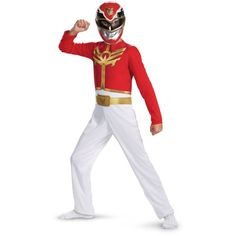 Boys Costume: Red Ranger Megaforce- Small Disguise Costumes http://www.amazon.com/dp/B00C5WGEMY/ref=cm_sw_r_pi_dp_XXymub1Q60KDT
